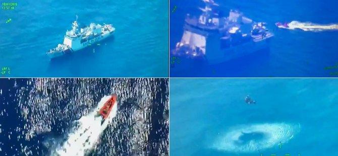 KKTC'de mültecileri taşıyan tekne battı