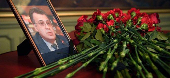 Karlov suikastında 1 polis daha tutuklandı