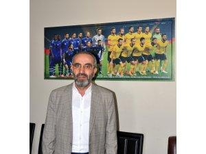 Bayburt İl Özel İdare Spor Kulüp Başkanı Hikmet Şentürk'ten istifa açıklaması