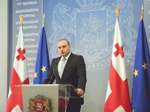 """Gürcistan Başbakanı Bahtadze: """"Rusya askeri birliklerini Gürcistan'dan geri çeksin"""""""