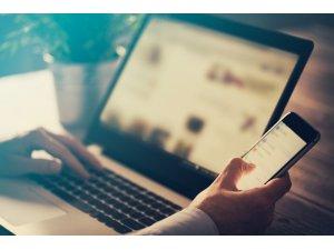 Türkiye'nin yüzde 83,8'i evden internete erişebiliyor