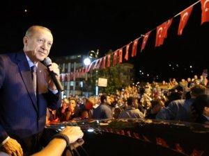 Erdoğan: Kampanyalara kulak asmayın