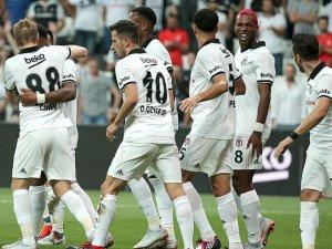 Beşiktaş tur için bir adım önde