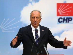 Muharrem İnce'den Erdoğan'a 'dolar çağrısı'