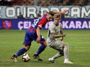 Spor Toto 1. Lig  Kardemir Karabükspor: 0 - Adana Demirspor: 1 (Maç sonucu)