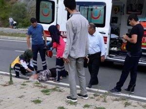 Sinop'ta trafik kazası: 1 ölü