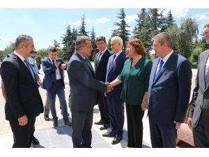 Emniyet Genel Müdürü Celal Uzunkaya Eskişehir'e geldi