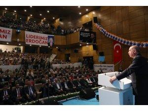 """Cumhurbaşkanı Erdoğan: """"Sanıyorlar ki döviz kurunu zıplatınca Türkiye yıkılacak"""""""