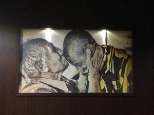 Fenerbahçe Ülker Stadı, Lefter fotoğraflarıyla donatıldı