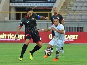 Spor Toto 1. Lig: Boluspor: 1 - Osmanlıspor: 0