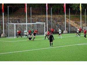 U21 İşitme Engelli Futbol Milli Takımı, Avrupa şampiyonu