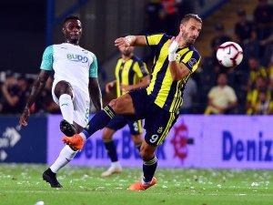 Spor Toto Süper Lig: Fenerbahçe: 2 - Bursaspor: 1 (Maç sonucu)