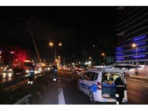 Kartal'da feci kaza: 6 yaralı