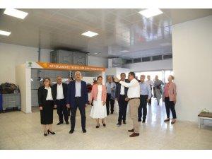 Milletvekilleri, Şehitkamil Belediyesi'nin hizmetlerini değerlendirdi