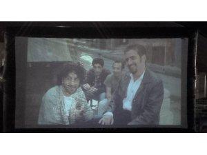 """Elazığ'da """"Nostaljik Açık Hava Yeşilçam Sinema Günleri"""""""