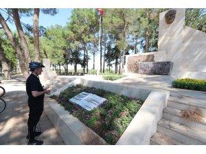 Belediye Başkanı Tahmazoğlu'ndan bisiklet turu