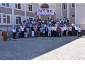 Sinop İmam Hatip Lisesi mezunları buluştu