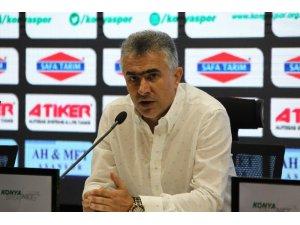 """Mehmet Altıparmak: """"2 gol atıp yenilmek üzücü"""""""