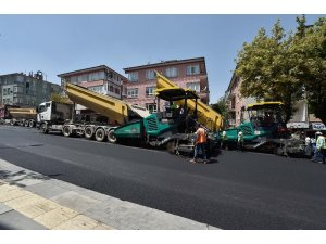 Ankara yollarında, hedefe adım adım