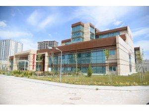 Pursaklar Devlet Hastanesi birkaç ay içinde hizmet verecek