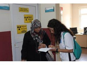 Kocaelili kadınlara ücretsiz kanser taraması