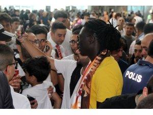 Gomis İstanbul'dan ayrıldı
