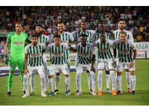 Spor Toto 1. Lig: Giresunspor: 1 - Tetiş Yapı Elazığspor: 0 (İlk yarı)