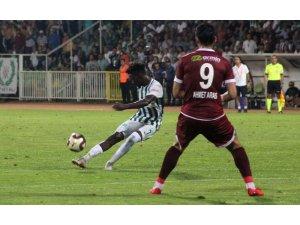 Spor Toto 1. Lig: Giresunspor: 2 - Tetiş Yapı Elazığspor: 0