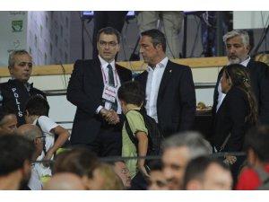 Spor Toto Süper Lig: Göztepe: 0 - Fenerbahçe: 0 (Maç devam ediyor)