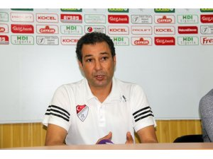 Giresunspor - Tetiş Yapı Elazığspor maçının ardından