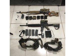 Şırnak'ta 2 PKK'lı terörist sağ olarak yakalandı