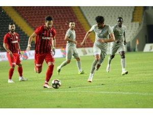 Spor Toto 1. Lig: Gazişehir Gaziantep: 0 - Adana Demirspor: 1