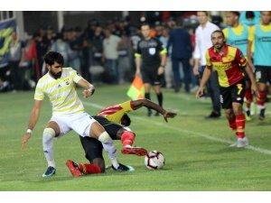Spor Toto Süper Lig: Göztepe: 1 - Fenerbahçe: 0 (Maç sonucu)