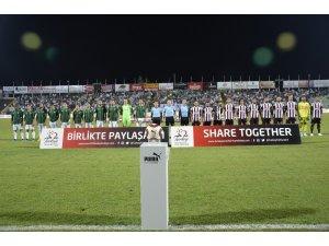 Spor Toto 1. Lig: Denizlispor: 0 - Hatayspor: 0