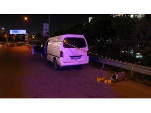 Bayrampaşa'da silahlı saldırı; 1 yaralı