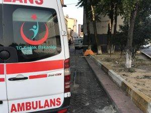 Beyoğlu'nda madde bağımlısı şahıs sokak ortasında ölü bulundu