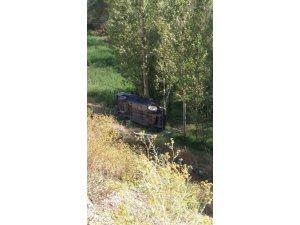 Aşkale'de trafik kazası: 1 ölü