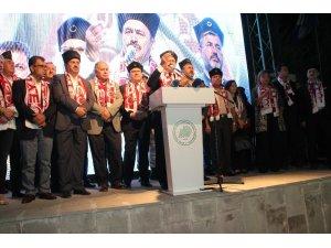 Kocatepe'ye Zafer Yürüyüşü gerçekleştirildi