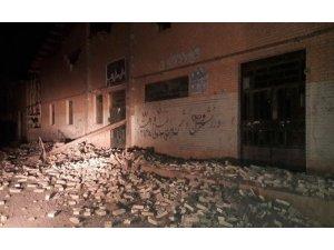 İran'daki depremde 2 kişi öldü, 241 kişi yaralandı