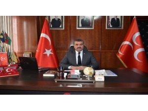 MHP'li Avşar'dan Malazgirt Zaferi mesajı