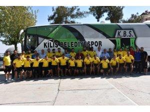 Kilis Belediyespor Şampiyonluk için mücadele edecek