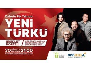 Zaferin 96.yılında Yeni Türkü vatandaşlarla buluşuyor