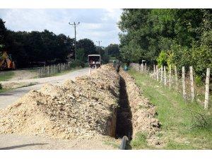 Kaynarca Okçular'a yeni içme suyu şebekesi yenilendi