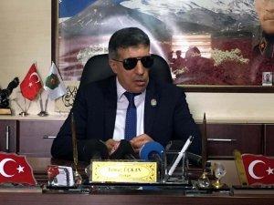 Başkan Üçkan'dan Malazgirt açıklaması: