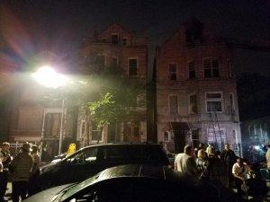 Chicago'da yangın felaketi: 6'sı çocuk 8 ölü