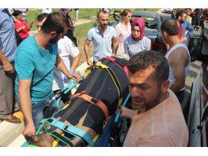 Kocaeli'de feci kaza: 1'i ağır 7 yaralı