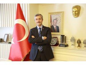 Başkan Tahmazoğlu Malazgirt Zaferi'nin 47. yıl dönümü kutlaması