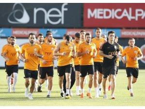 Galatasaray, Aytemiz Alanyaspor maçı hazırlıklarını tamamladı