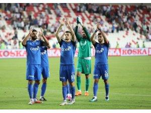 Spor Toto Süper Lig: Demir Grup Sivasspor: 0 - Kasımpaşa: 3 (Maç sonucu)