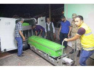 Şanlıurfa arazi kavgasında ölen 4 kişinin cenazesi adli tıp kurumunda